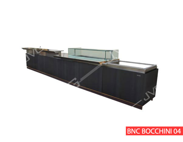 Banco bar refrigerato refrigerated bar counter comptoir bar r frig r gek hlte bartheke for Artic arredo bar